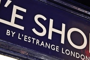 L'Estrange L'E Shop Christmas Pop-Up