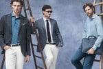 Ermenegildo Zegna Spring/Summer 2014 Advertising Campaign