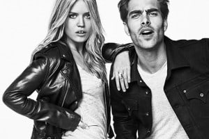 HUDSON JEANS AW13 #LETYOURSELFGO ADVERTISING CAMPAIGN