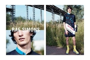 Raf Simons Spring/Summer 2014 Advertising Campaign