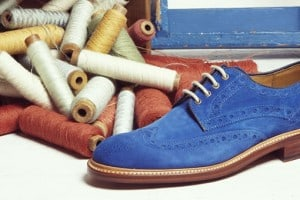 Men's SS14 Fashion Trend: Pop-Colour Footwear