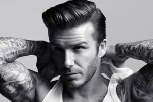David Beckham's Best Hairstyles (And How To Get The Look)