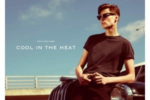 Reiss Spring/Summer 2014 Cool In The Heat Men's Lookbook
