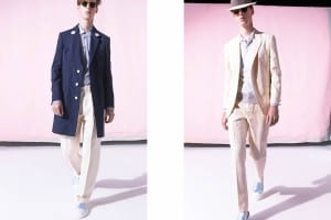 Marc Jacobs Spring/Summer 2015 Men's Lookbook
