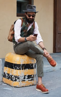 Anonymous, Photographed in Florence - Click Photo To See More