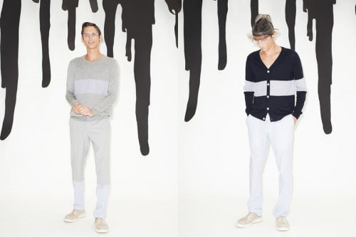Band Of Outsiders Spring/Summer 2015 Men's Lookbook
