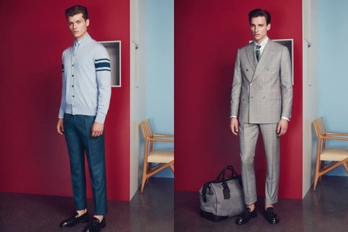Brioni Spring/Summer 2015 Men's Lookbook