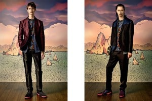 Marc by Marc Jacobs Spring/Summer 2015 Men's Lookbook