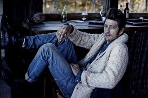 Scotch & Soda Amsterdams Blauw Autumn/Winter 2014 Advertising Campaign