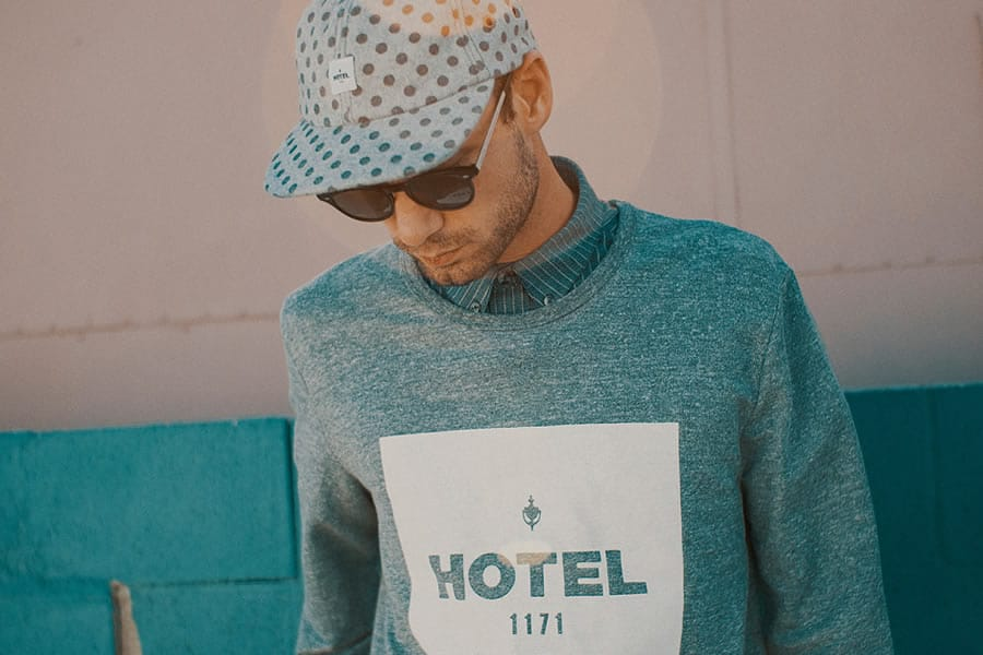 Hotel 1171 AW14 Lookbook