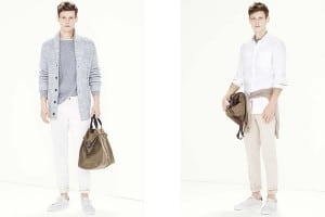 Banana Republic Spring/Summer 2015 Men's Lookbook