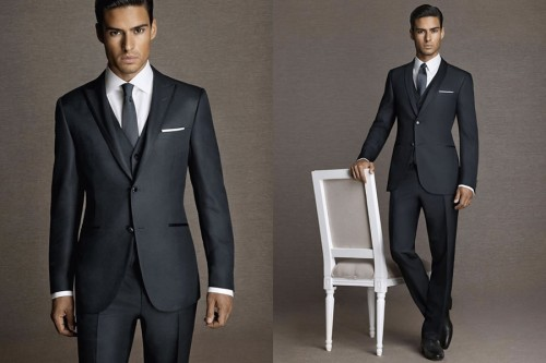 Corneliani Formalwear Autumn/Winter 2014 Men's Lookbook