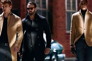 Men's Fashion Guide: Ways To Wear Camel AW14