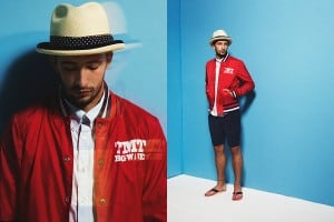 TMT Spring/Summer 2015 Men's Lookbook