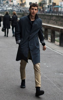Anonymous, Photographed in Milan - Click Photo To See More
