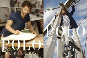Polo Ralph Lauren Cruise 2015 Advertising Campaign