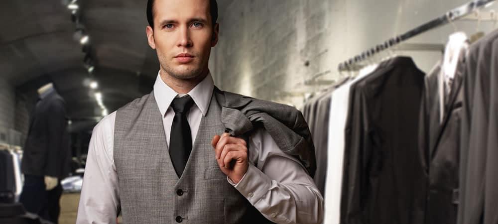 Buying A Suit Guide – Part 5: Suit Maintenance & Storage