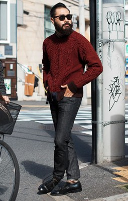 Anonymous, Photographed in Tokyo - Click Photo To See More