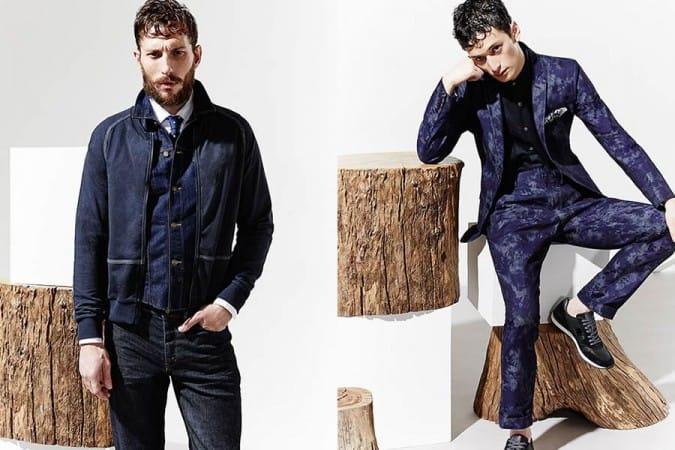 Jaspal Spring/Summer 2015 Men's Lookbook
