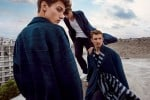 Ermenegildo Zegna Couture Spring/Summer 2015 Advertising Campaign