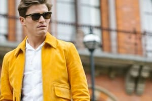 The 10 Best-Dressed Men At London Collections: Men SS16