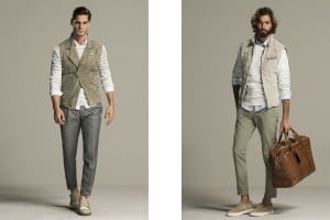 Brunello Cucinelli Spring/Summer 2016 Men's Lookbook