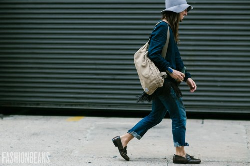 Street Style Gallery: New York Fashion Week: Men's SS16