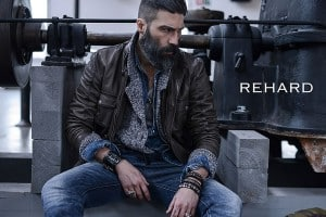 Rehard Autumn/Winter 2015 Men's Lookbook