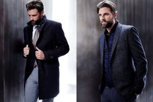 Hugo Boss Autumn/Winter 2015 Men's Lookbook