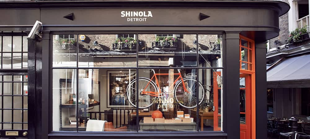 Shinola To Open New London Store