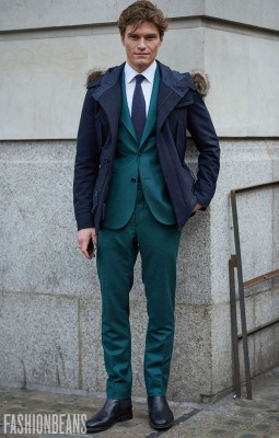 Street Style Gallery: London Collections Men AW16