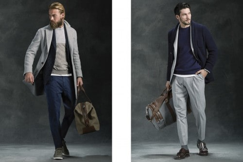 Brunello Cucinelli Autumn/Winter 2016 Men's Lookbook