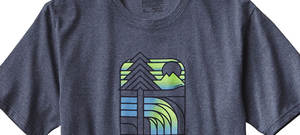 It's Easy Being Green With Patagonia's Responsibili-Tees