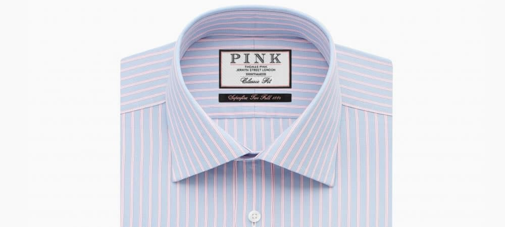 Thomas Pink x Pantone Colour Of The Year Collection