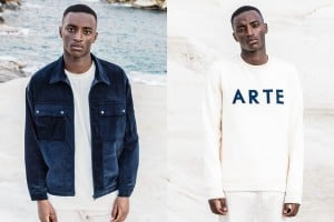Arte Antwerp Spring/Summer 2016 Men's Lookbook
