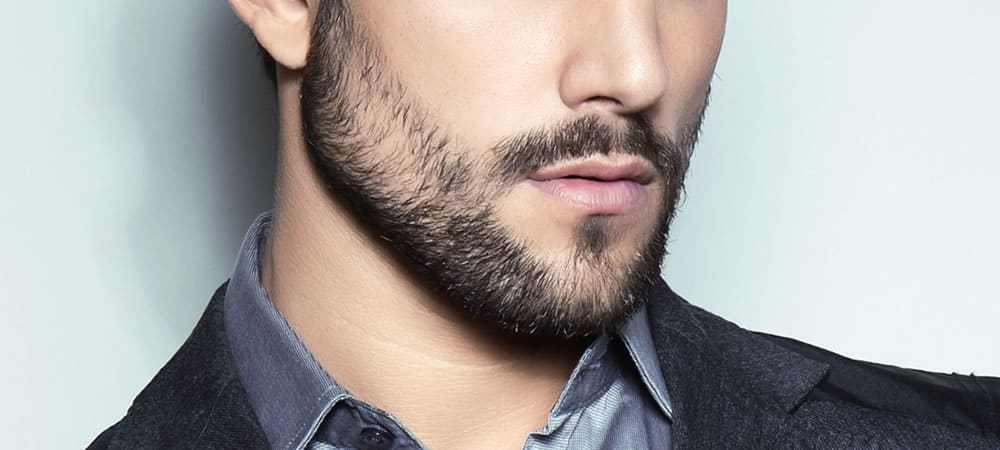 How To Fill In A Patchy Beard Fashionbeans