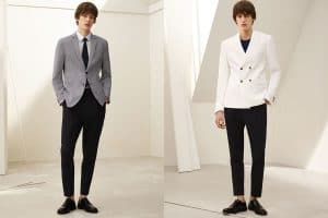 Zara Tailoring Spring/Summer 2016 Men's Lookbook