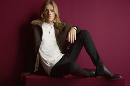 River Island Tran Seasonal 2016 Men's Lookbook