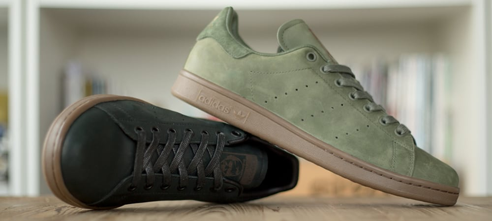Adidas Has 'Winterised' The Stan Smith