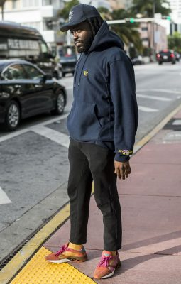 Melo, Photographed in Miami - Click Photo To See More