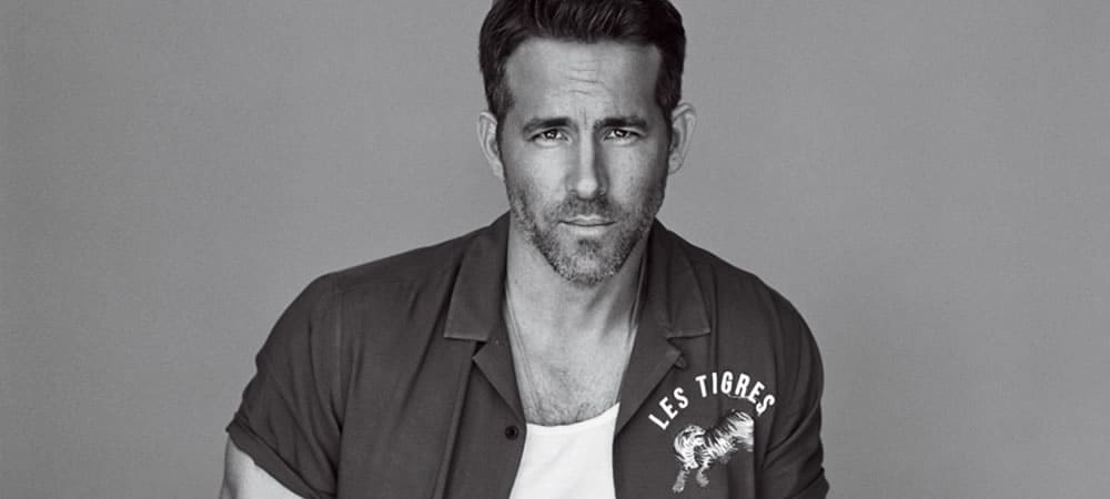 The Ryan Reynolds Style Lookbook