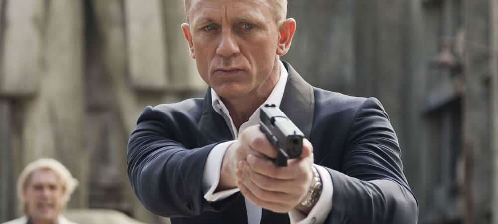 The Release Date For James Bond 25 Has Been Confirmed