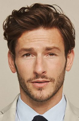 Men Hair Styles The Best Mediumlength Hairstyles For Men 2018  Fashionbeans