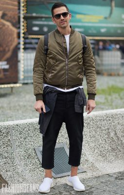The Best Men's Street Style Looks: May 2018