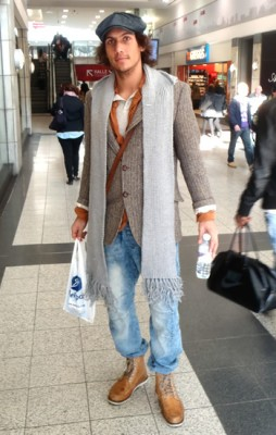 Marvin, Photographed in Manchester Arndale<br/> Click Photo To See More