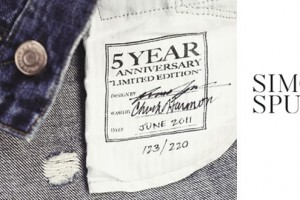 Simon Spurr Releases 5-Year Anniversary Denim