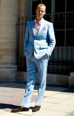 Frederic Dormeuil, Photographed in Paris<br/> Click Photo To See More