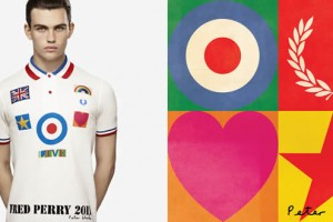 Fred Perry x Sir Peter Blake