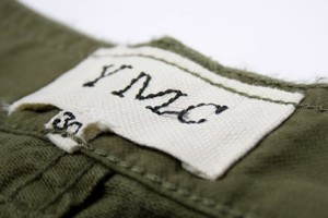 YMC Pleat Front Chinos
