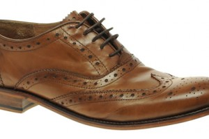 Ben Sherman Qewy Leather Brogues
